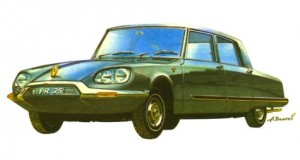 Ситроен DS21 Шапрон (Citroen DS 21 Chapron)