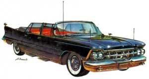 Крайслер Краун Импириэл Лебарон (Chrysler Crown Imperial LeBaron)
