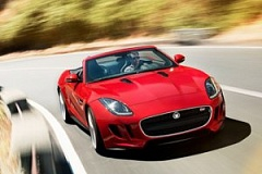 автомобиль jaguar f-type получит 608-сильную версию